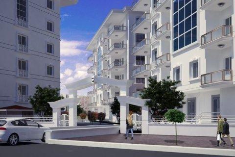 Жилой комплекс  SAFİR KONUTLARI в Аксарае, Турция №1810 - 6