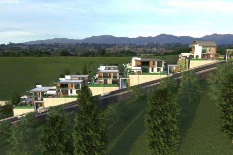 Продажа виллы в Каргыджаке, Аланья, Анталья, Турция 4+1, 250м2, №2025 – фото 7