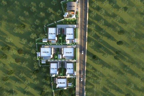 Продажа виллы в Каргыджаке, Аланья, Анталья, Турция 4+1, 250м2, №2025 – фото 12