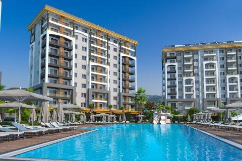 Квартира 1+1 в Авсалларе, Турция №2004 - 16