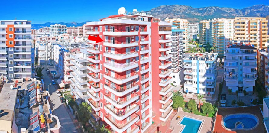 Квартира 2+1 в Махмутларе, Анталья, Турция №1934