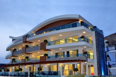 Продажа квартиры в Конаклы, Анталья, Турция 1+1, 65м2, №2033 – фото 4