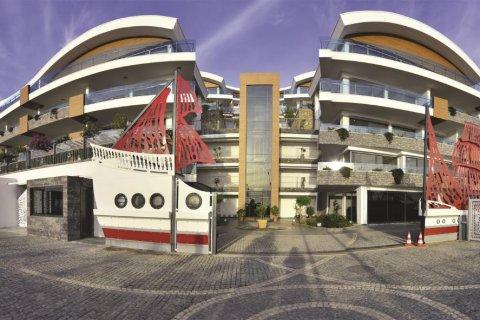 Продажа квартиры в Конаклы, Анталья, Турция 1+1, 65м2, №2033 – фото 17