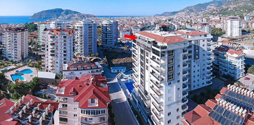 Квартира 5+1 в Джикджилли, Анталья, Турция №2036
