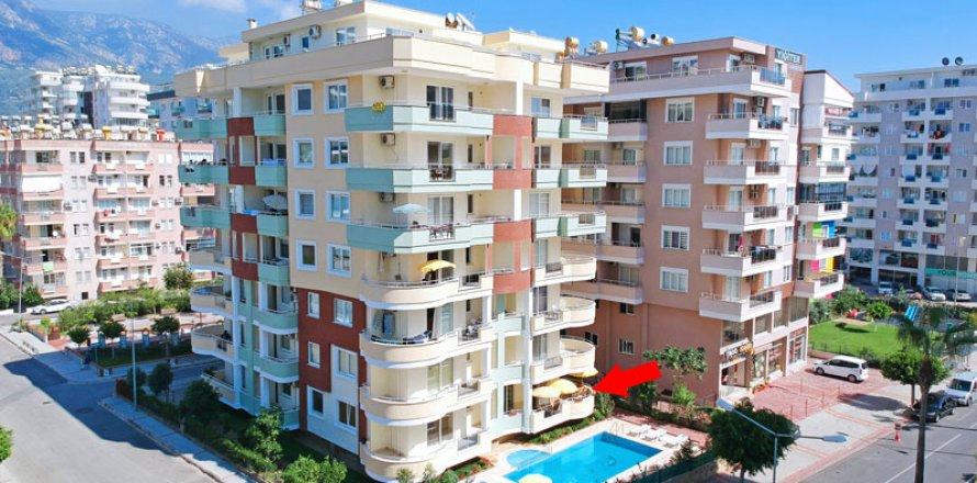 Квартира 2+1 в Махмутларе, Анталья, Турция №2038