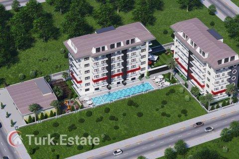 Продажа квартиры в Кестеле, Анталья, Турция 2+1, 95м2, №1901 – фото 3