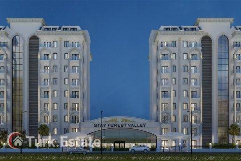Квартира 1+1 в Авсалларе, Турция №1897 - 5