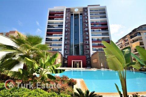 Продажа квартиры в Махмутларе, Анталья, Турция 1+1, 80м2, №1900 – фото 1