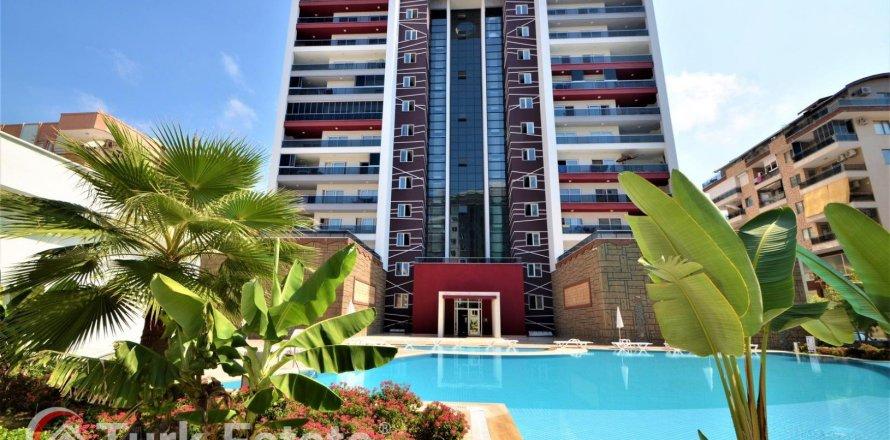 Квартира 1+1 в Махмутларе, Анталья, Турция №1900