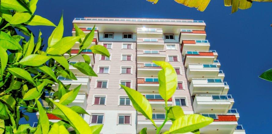 Квартира 1+1 в Махмутларе, Анталья, Турция №2030