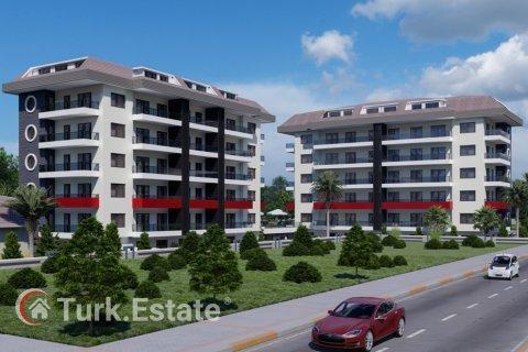 Продажа квартиры в Кестеле, Анталья, Турция 2+1, 95м2, №1901 – фото 2