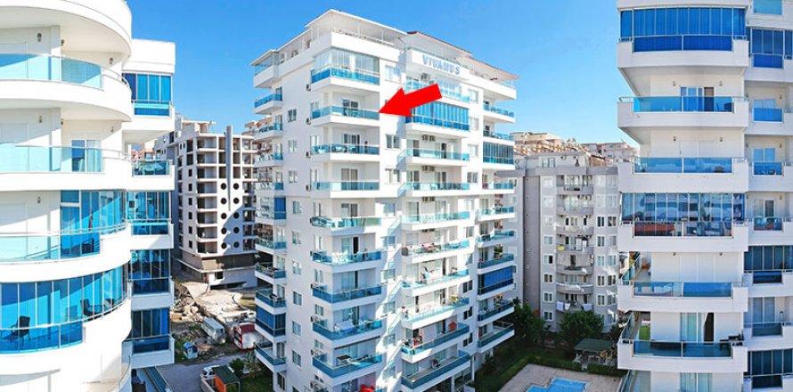 Квартира 2+1 в Махмутларе, Анталья, Турция №1953