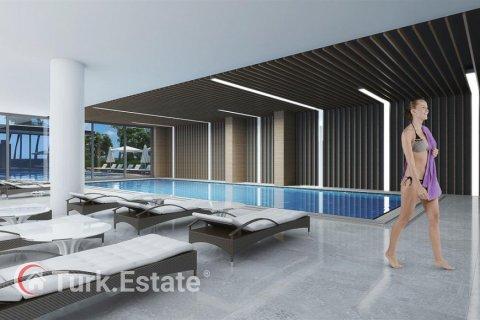 Продажа квартиры в Махмутларе, Анталья, Турция 1+1, 75м2, №1904 – фото 6