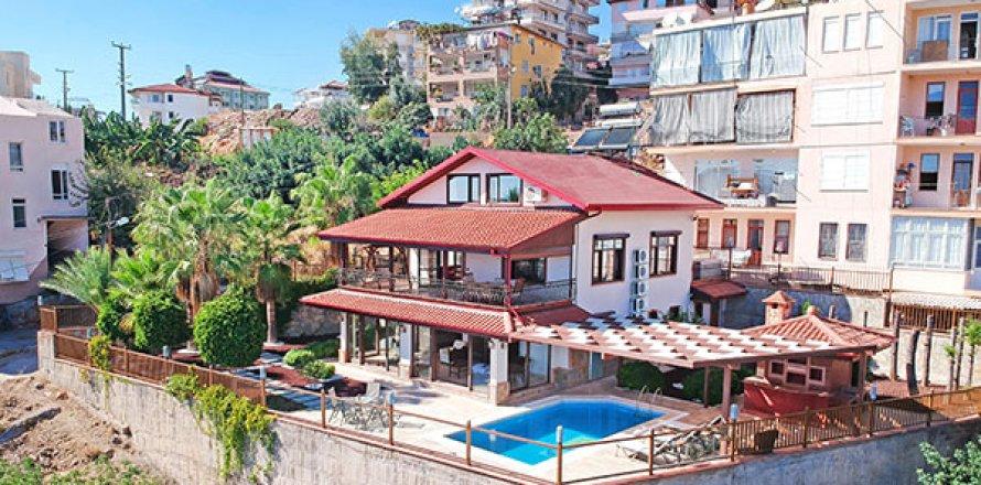 Вилла 5+1 в Аланье, Турция №1919