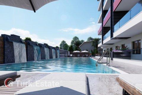 Продажа квартиры в Кестеле, Анталья, Турция 2+1, 95м2, №1901 – фото 6