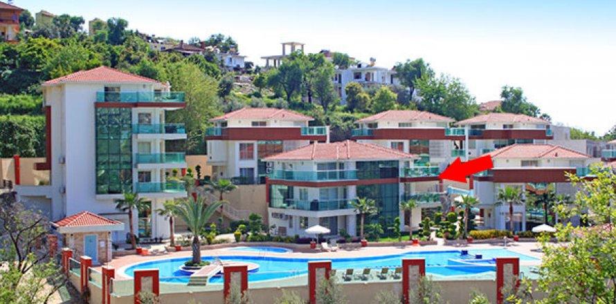 Квартира 3+1 в Каргыджаке, Аланья, Анталья, Турция №2013