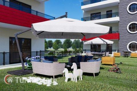 Продажа квартиры в Кестеле, Анталья, Турция 2+1, 95м2, №1901 – фото 15