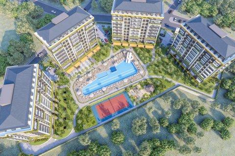Квартира 1+1 в Авсалларе, Турция №2004 - 19