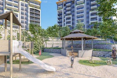 Квартира 1+1 в Авсалларе, Турция №2004 - 14