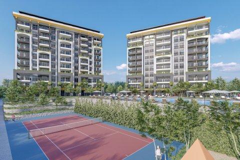 Квартира 1+1 в Авсалларе, Турция №2004 - 2