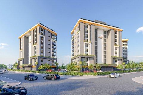 Квартира 1+1 в Авсалларе, Турция №2004 - 3