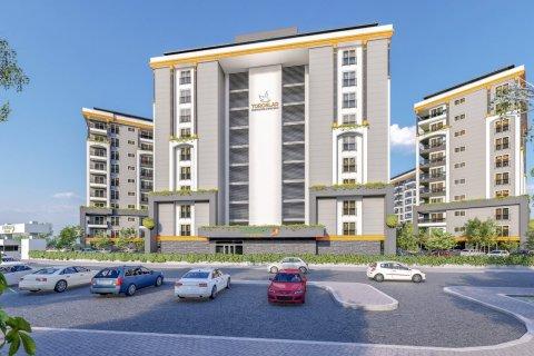 Квартира 1+1 в Авсалларе, Турция №2004 - 4