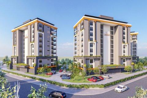 Квартира 1+1 в Авсалларе, Турция №2004 - 5