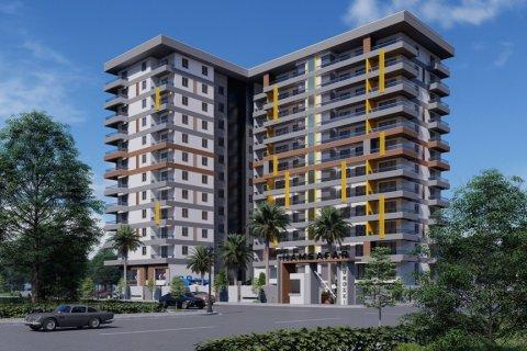 Продажа квартиры в Махмутларе, Анталья, Турция 1+1, 61м2, №2028 – фото 1