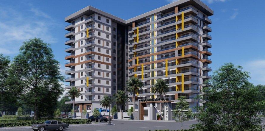 Квартира 1+1 в Махмутларе, Анталья, Турция №2028