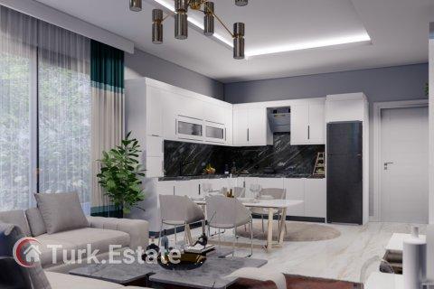 Продажа квартиры в Кестеле, Анталья, Турция 2+1, 95м2, №1901 – фото 14