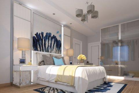 Продажа квартиры в Махмутларе, Анталья, Турция 1+1, 65м2, №2027 – фото 10