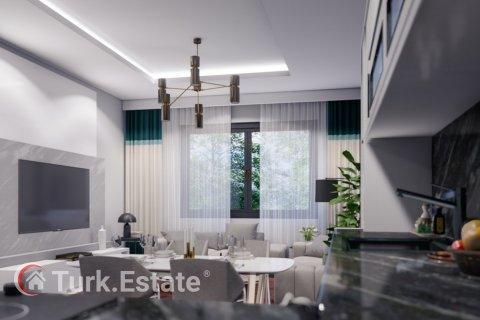 Продажа квартиры в Кестеле, Анталья, Турция 2+1, 95м2, №1901 – фото 17