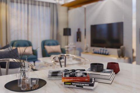 Продажа квартиры в Махмутларе, Анталья, Турция 1+1, 61м2, №2028 – фото 13