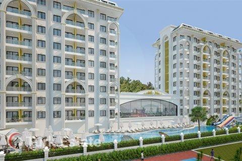 Квартира 1+1 в Авсалларе, Турция №1897 - 1