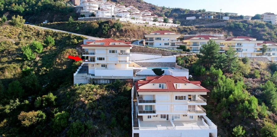 Квартира 3+1 в Аланье, Турция №2037