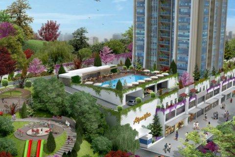 Жилой комплекс 2+1 в Стамбуле, Турция №1941 - 6