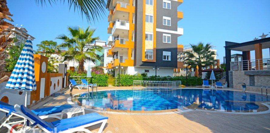 Квартира 1+1 в Кестеле, Анталья, Турция №1913