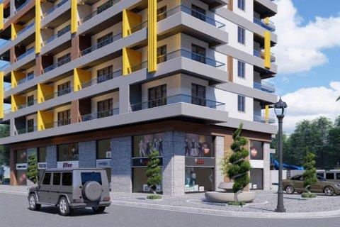 Продажа квартиры в Махмутларе, Анталья, Турция 1+1, 61м2, №2028 – фото 4