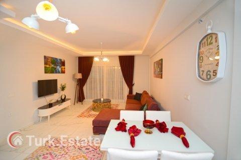 Продажа квартиры в Махмутларе, Анталья, Турция 1+1, 80м2, №1900 – фото 14