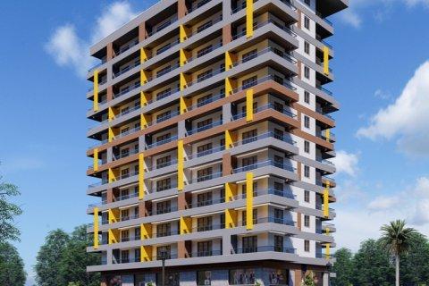Продажа квартиры в Махмутларе, Анталья, Турция 1+1, 61м2, №2028 – фото 3