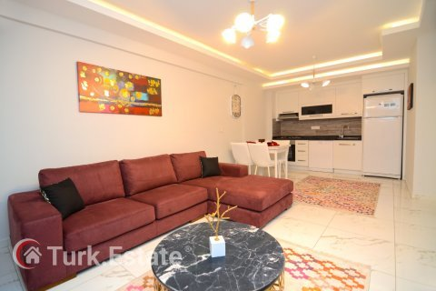 Продажа квартиры в Махмутларе, Анталья, Турция 1+1, 80м2, №1900 – фото 25