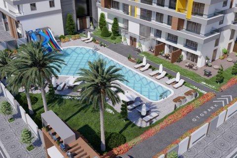 Продажа квартиры в Махмутларе, Анталья, Турция 1+1, 61м2, №2028 – фото 6