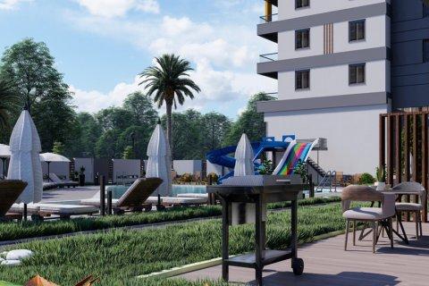 Продажа квартиры в Махмутларе, Анталья, Турция 1+1, 61м2, №2028 – фото 21