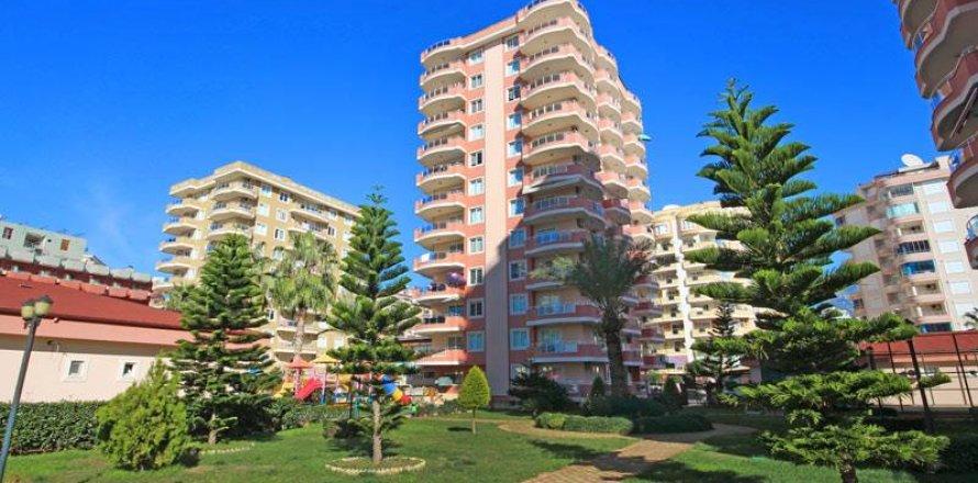 Квартира 2+1 в Махмутларе, Анталья, Турция №1929