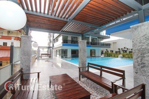 Продажа квартиры в Махмутларе, Анталья, Турция 1+1, 75м2, №1904 – фото 9
