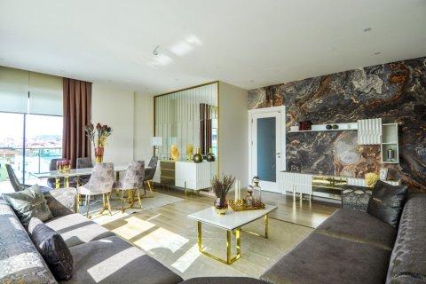 Продажа квартиры в Аланье, Анталья, Турция 3+1, 185м2, №1990 – фото 26