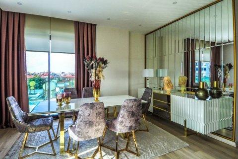 Продажа квартиры в Аланье, Анталья, Турция 3+1, 185м2, №1990 – фото 24