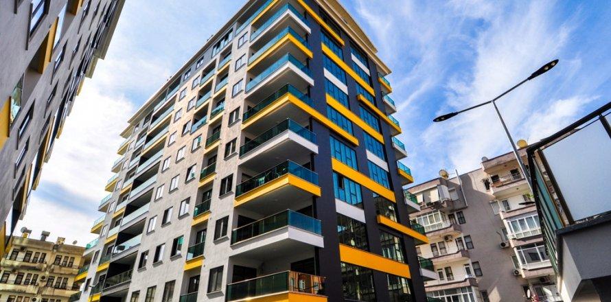 Квартира 3+1 в Аланье, Анталья, Турция №1990