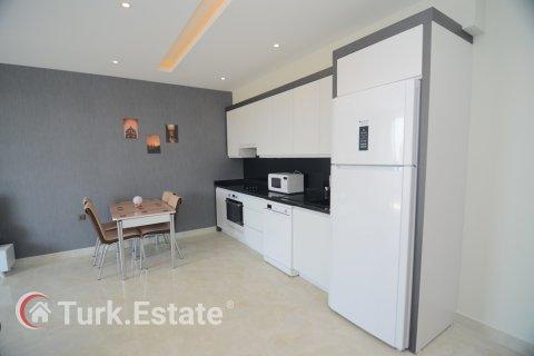Продажа квартиры в Махмутларе, Анталья, Турция 1+1, 75м2, №1904 – фото 4