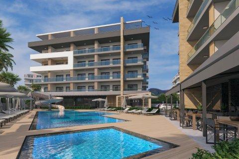 Квартира 1+1 в Оба, Турция №2005 - 1